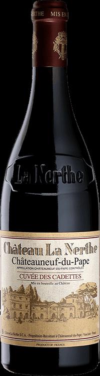 Château La Nerthe : Cuvée des Cadettes 2008