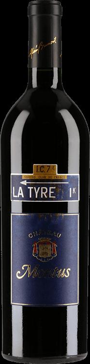 Château Montus : La Tyre 2016