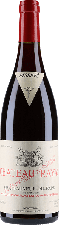 Image for Chateau Rayas : Chateauneuf-du-Pape 2004 from Millesima USA