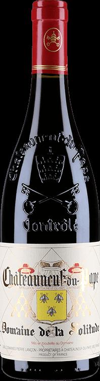 Domaine de la Solitude : Chateauneuf-du-Pape 2015