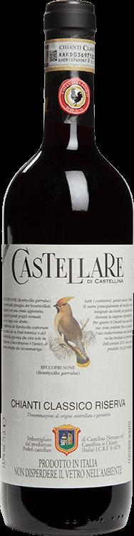 Castellare di Castellina : Riserva 2014