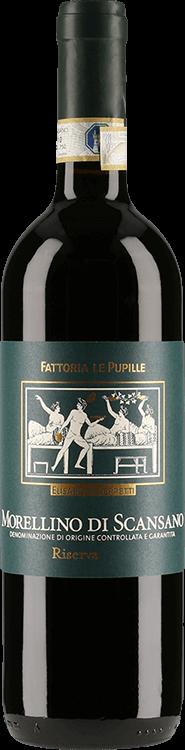 Fattoria Le Pupille : Riserva 2012