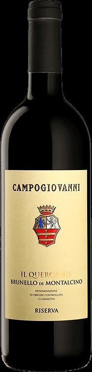 Grafik für San Felice : Campogiovanni Il Quercione Riserva 2010 in Millesima Deutschland