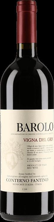 "Image pour Conterno Fantino : Barolo Ginestra ""Vigna del Gris"" 2013 à partir de Millésima France"