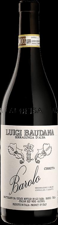Image pour Luigi Baudana : Cerretta 2007 à partir de Millésima France