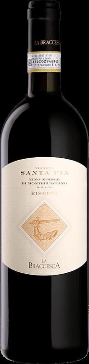La Braccesca : Vigneto Santa Pia Riserva 2008