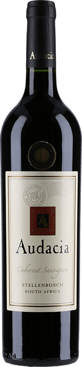 Audacia Wines : Cabernet Sauvignon 2014