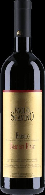 Paolo Scavino : Bric del Fiasc 2011