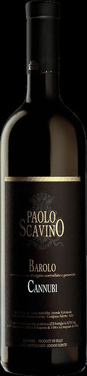 Paolo Scavino : Cannubi 2009