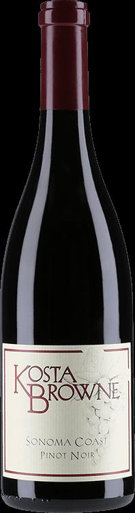 Kosta Browne Winery : Sonoma Coast Pinot Noir 2015