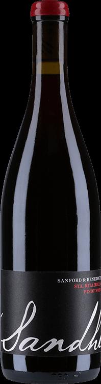 Sandhi : Sanford  Benedict Pinot Noir 2012