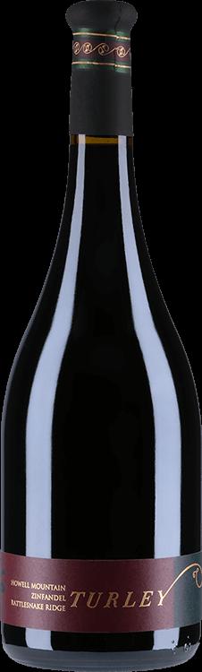 Turley Wine Cellars : Rattlesnake Ridge Zinfandel 2016