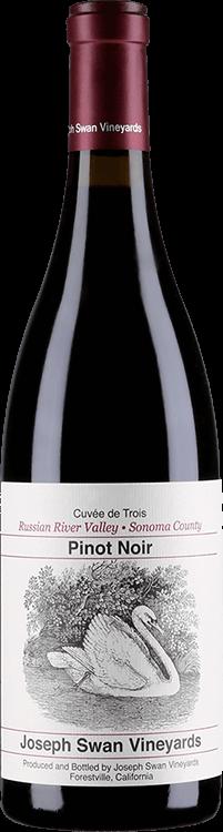 Joseph Swan Vineyards : Cuvee de Trois Pinot Noir 2013