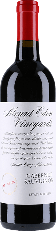 Mount Eden Vineyards : Estate Cabernet Sauvignon 2012