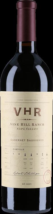 Vine Hill Ranch : VHR Cabernet Sauvignon 2012