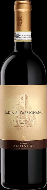 Antinori - Badia a Passignano : Chianti Classico Gran Selezione 2009