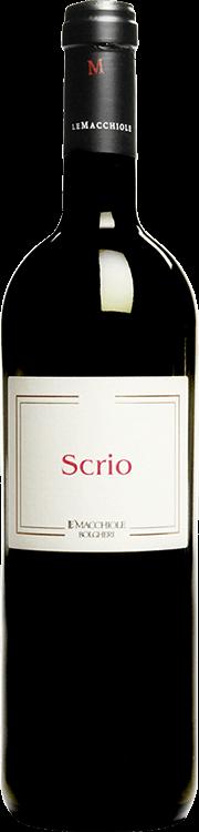 """Le Macchiole : Scrio """"Cinzia's Pick"""" 2000"""