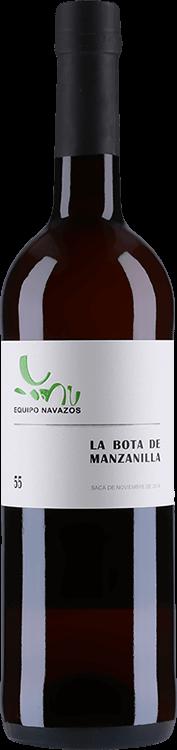 Image for Equipo Navazos : #55 La Bota de Manzanilla Pasada from Millesima USA