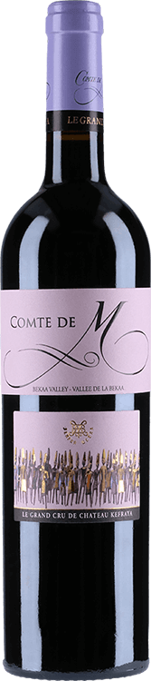 Image for Chateau Kefraya : Comte de M 2010 from Millesima USA