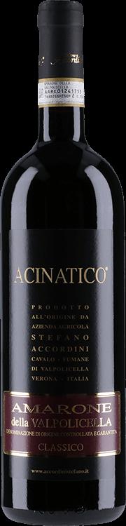 """Image for Stefano Accordini : Amarone Della Valpolicella Classico """"Acinatico"""" 2013 from Millesima USA"""