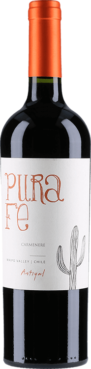 Image for Antiyal : Pura Fe Carmenere 2015 from Millesima USA