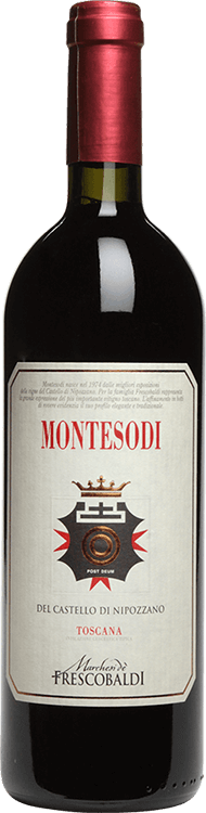 Frescobaldi - Tenuta di Nipozzano : Montesodi 2012