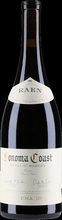 Raen Winery : Royal St. Robert Cuvee Sonoma Coast 2015
