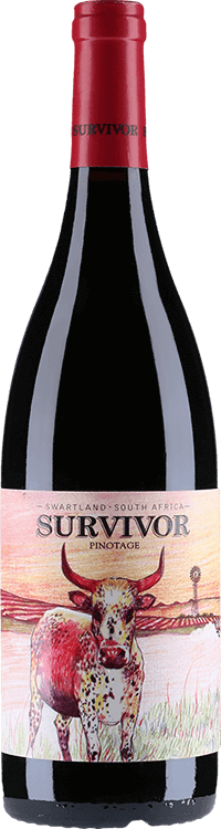 Image for Overhex : Survivor Pinotage 2015 from Millesima USA