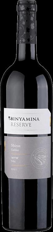 Binyamina : Reserve Shiraz 2011