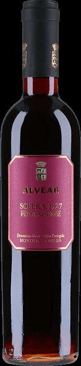 Alvear : Solera 1927 Pedro Ximenez