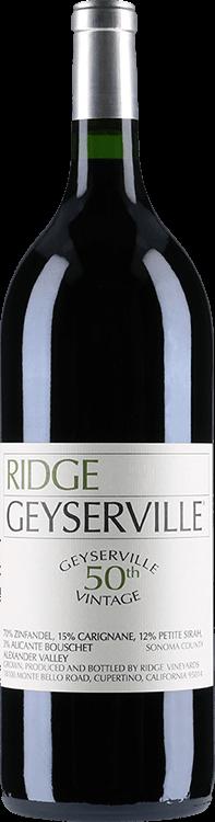 Image for Ridge Vineyards : Geyserville 2015 from Millesima USA