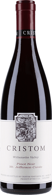 Image for Cristom Vineyards : Mt. Jefferson Cuvee Pinot Noir 2015 from Millesima USA