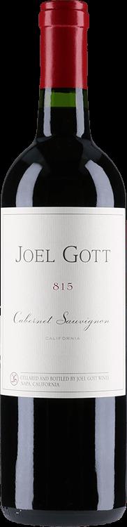 Joel Gott : Cabernet Sauvignon 2015