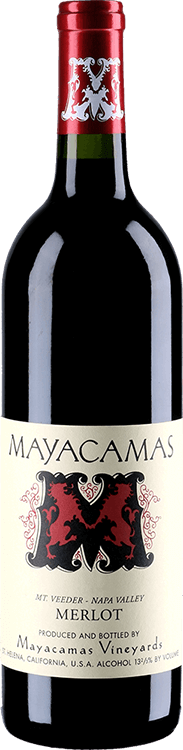he Mayacamas Merlot is a gorgeous expression of how exciting and delicious