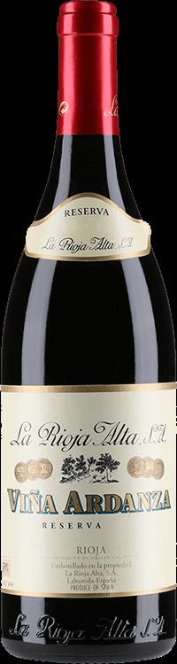 La Rioja Alta : Vina Ardanza Reserva 2000