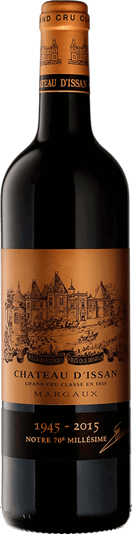 Chateau d'Issan 2015