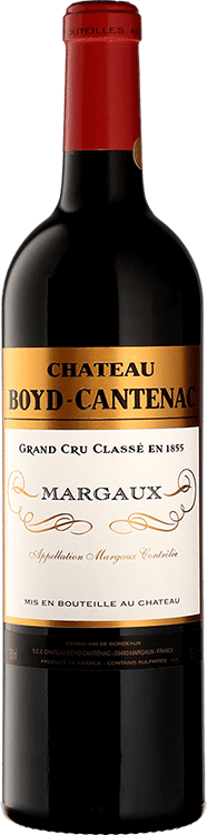 Château Boyd-Cantenac 2019