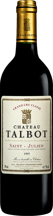 Chateau Talbot 1995