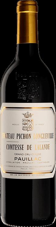 Château Pichon-Longueville Comtesse de Lalande 1986