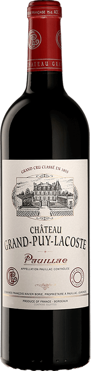 Chateau Grand-Puy-Lacoste 2018