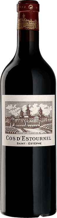 Chateau Cos d'Estournel 2018