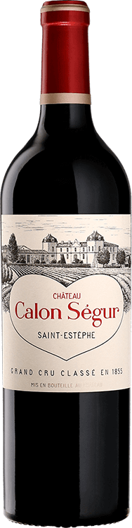 Château Calon Ségur 2020