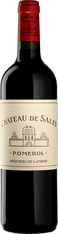 Chateau de Sales 2014