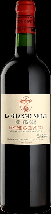Grange Neuve Figeac 2008 Fine Wine Bordeaux Millesima Usa Com