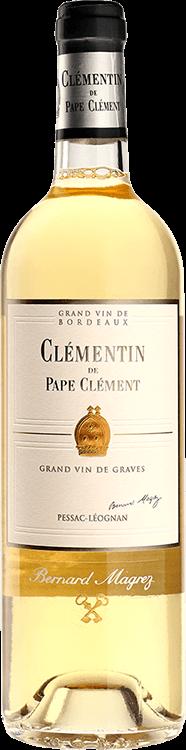 Le Clementin de Pape Clement 2013