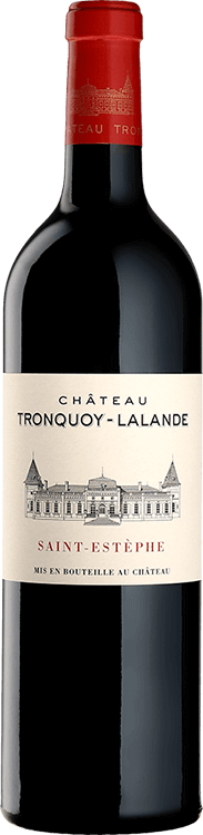 Château Tronquoy-Lalande 2008