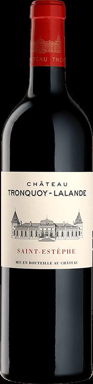 Chateau Tronquoy-Lalande 1996