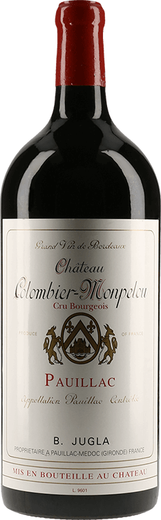 Chateau Colombier-Monpelou 1996