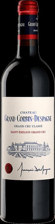 Château Grand Corbin-Despagne 2012
