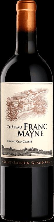 Chateau Franc Mayne 2016